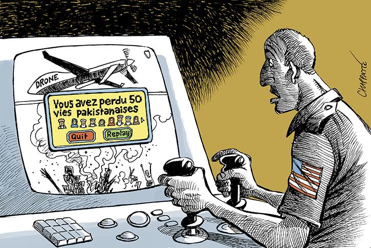 Patrick Chappatte CHAPPATTE Cartooning for Peace