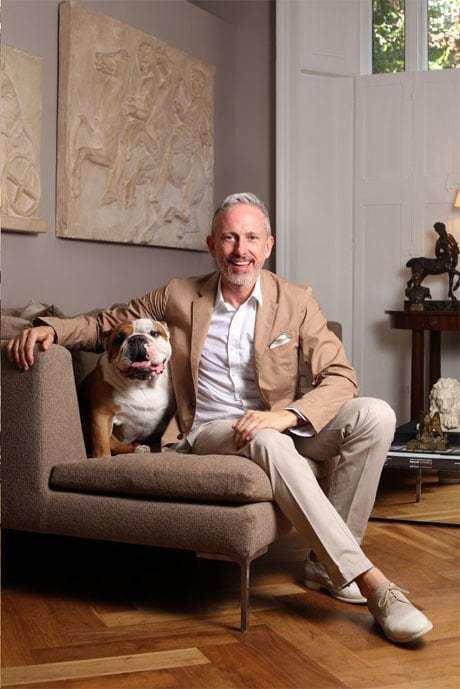 Patrick Cox Patrick Cox Fashion is speaking my language now Telegraph