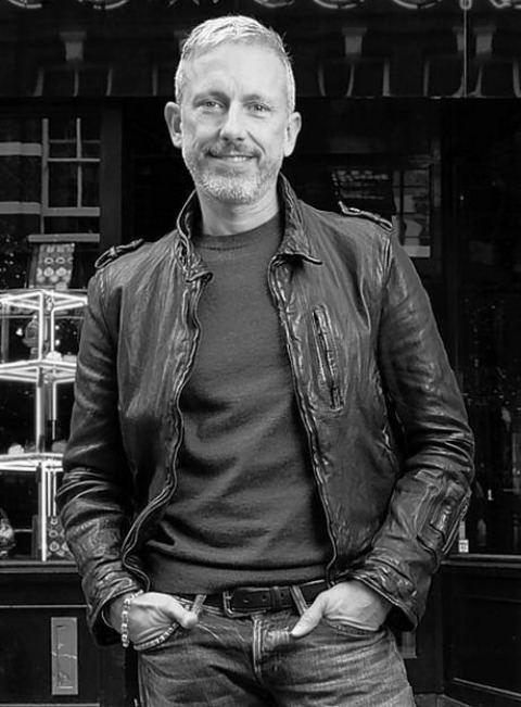Patrick Cox Patrick Cox SHOWstudio The Home of Fashion Film and Live Fashion