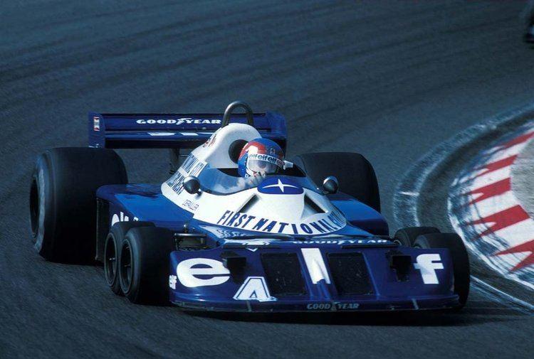 Patrick Depailler Patrick Depailler Netherlands 1977 by F1history on