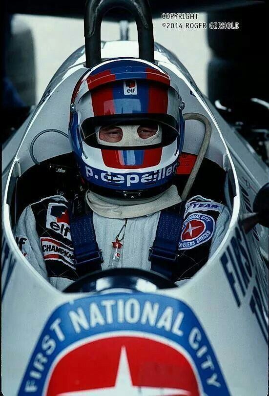 Patrick Depailler 1976 Fuji Tyrrell P34 Patrick Depailler Formula 1 Legends