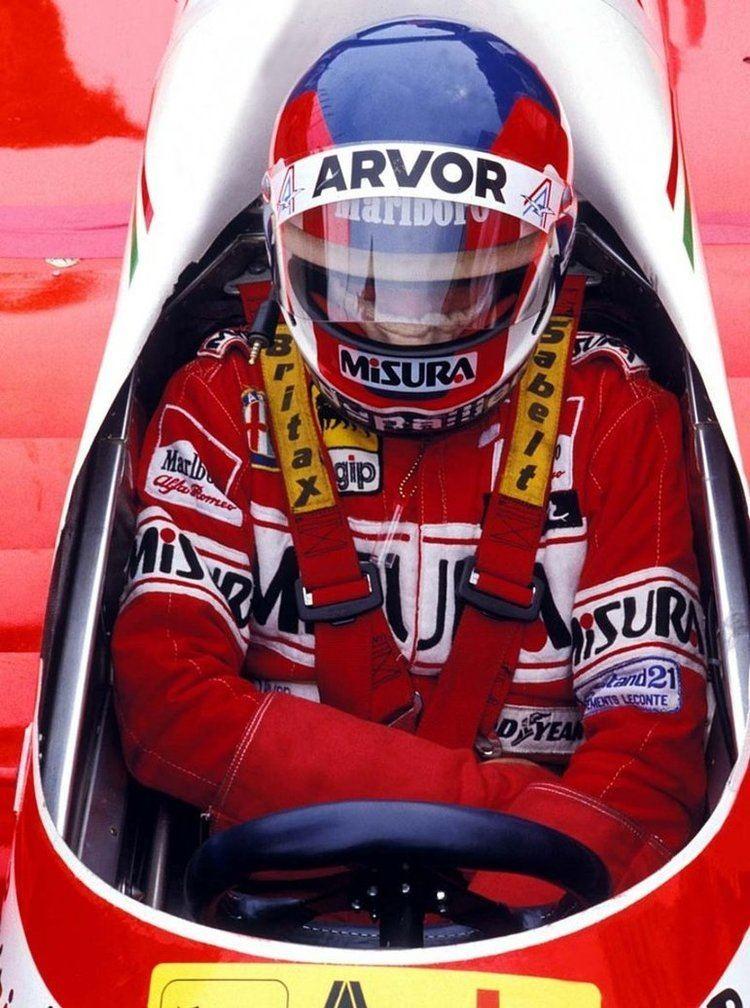 Patrick Depailler Patrick Depailler 1980 by F1history on DeviantArt