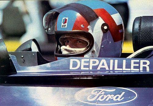 Patrick Depailler Patrick Depailler in 2 motorsports