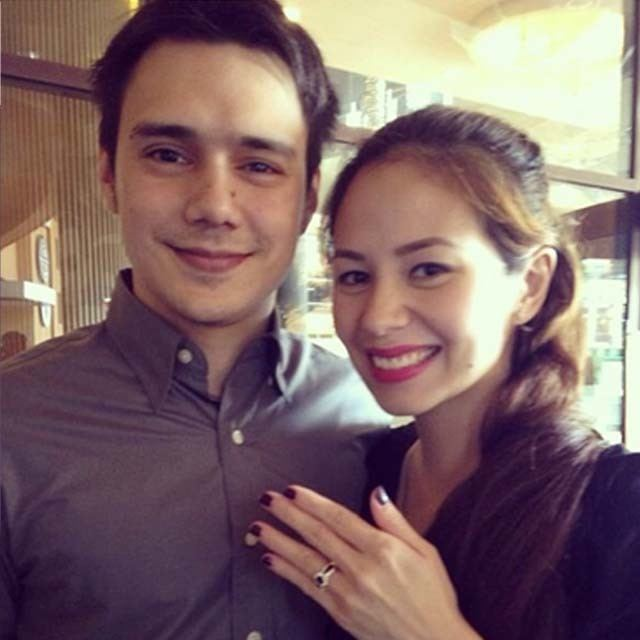 Patrick Garcia Patrick Garcia on getting engaged Its the right time