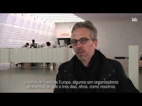 Patrick Gyger Patrick Gyger representante de Le lieu unique Francia ENCAC