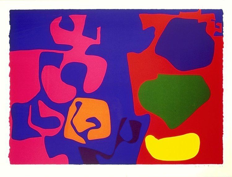 Patrick Heron Government Art Collection Art Work Details