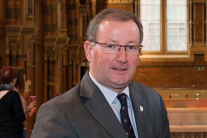 Patrick G. Johnston QUB vicechancellor Patrick Johnston dies suddenly Belfast Newsletter