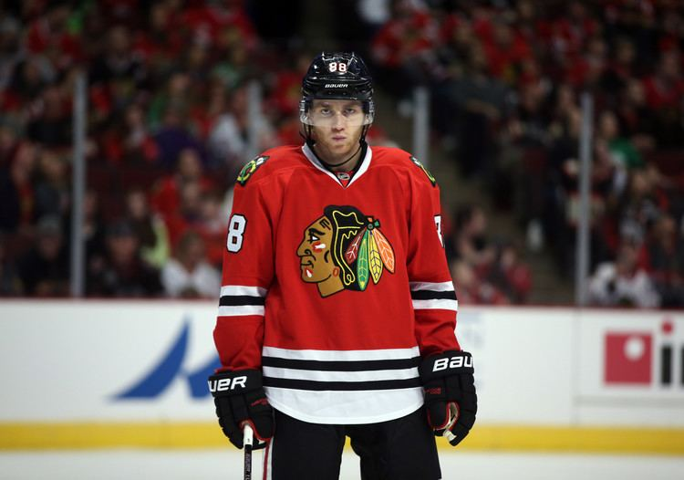 Patrick Kane Patrick Kane likes early fit with Brad Richards Chicago