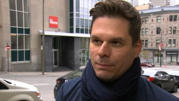 Patrick Lagacé Surveillance of La Presse reporter a 39serious attack on freedom of