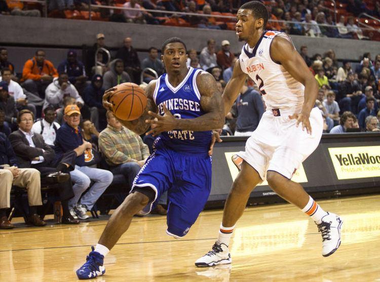 Patrick Miller (basketball) MEN39S BASKETBALL Auburn vs Tennessee State OANowcom