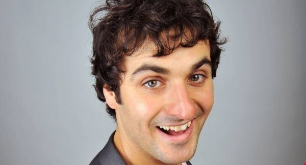 Patrick Monahan (comedian) Patrick Monahan turning family funnies into comedy gold