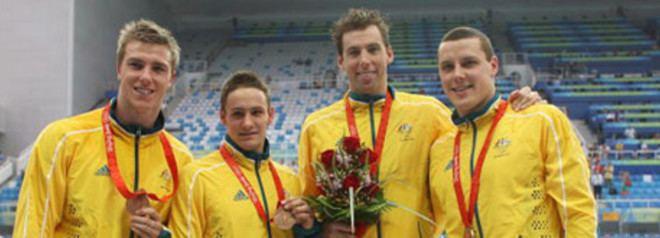 Patrick Murphy (swimmer) Australian Olympic Committee Patrick Murphy