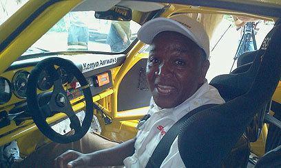 Patrick Njiru Njiru relishing rallying comeback