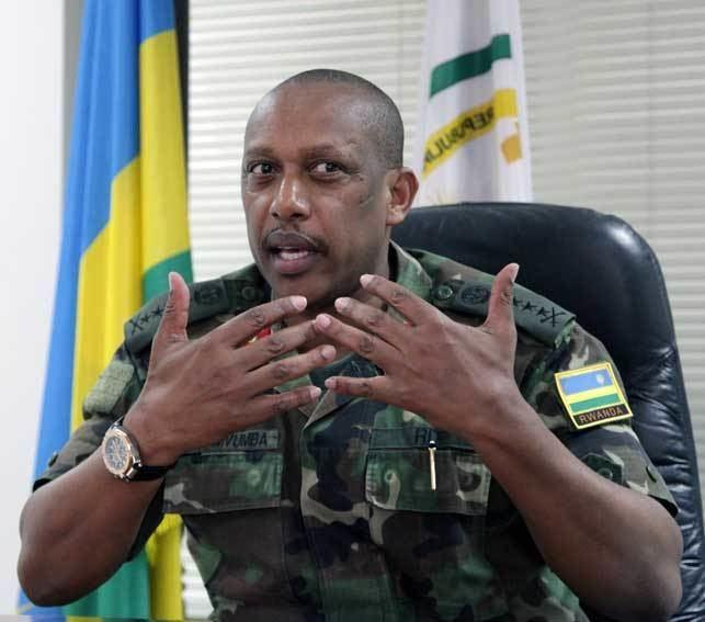 Patrick Nyamvumba Igihecom Ingabo z39u Rwanda ntizicuza urugamba zarwanye