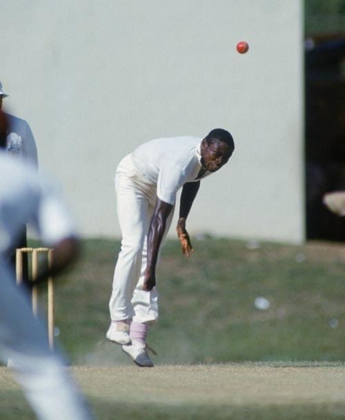 Patrick Patterson (Cricketer) in the past