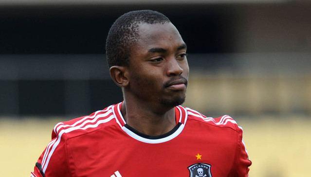 Patrick Phungwayo Patrick Phungwayo is confident ahead of Orlando Pirates