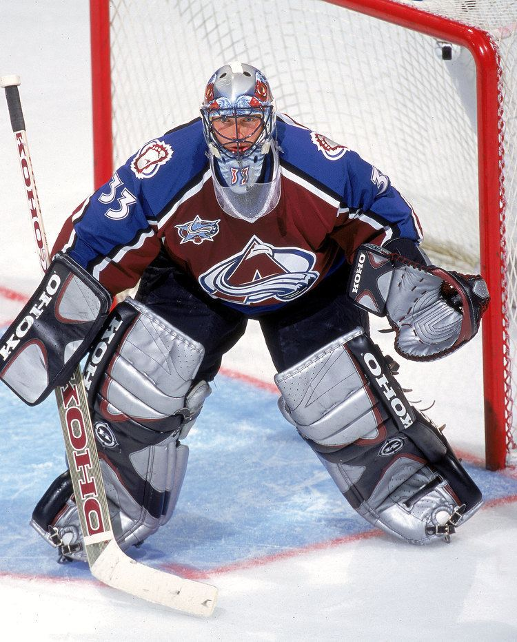Patrick Roy Patrick Roy HOF players turned to coaches ESPN