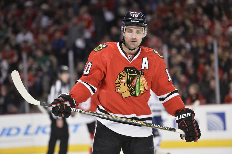 Patrick Sharp Blackhawks Deny Rumors Of LockerRoom Strife
