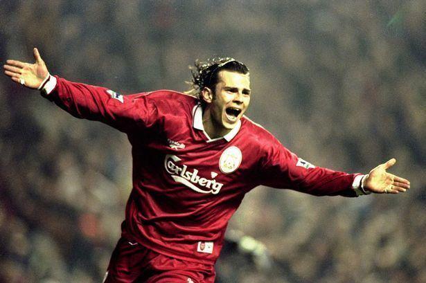 Patrik Berger Premier League Former Liverpool legend Patrik Berger