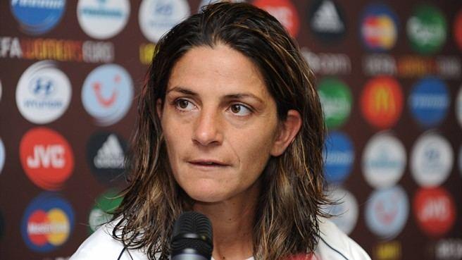 Patrizia Panico UEFA Women39s EURO 2013 History ItalyDenmark UEFAcom