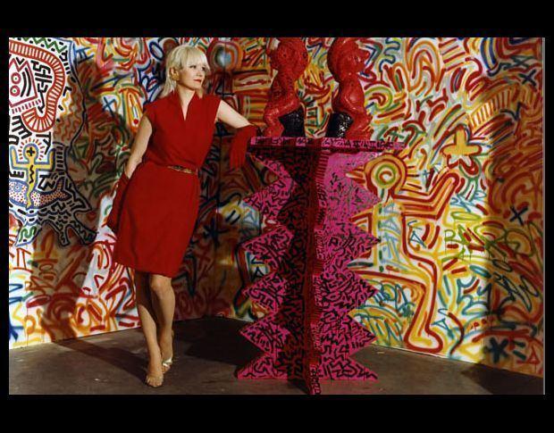 Patti Astor Patti Astor and FUN Gallery Inventing Space for Creative