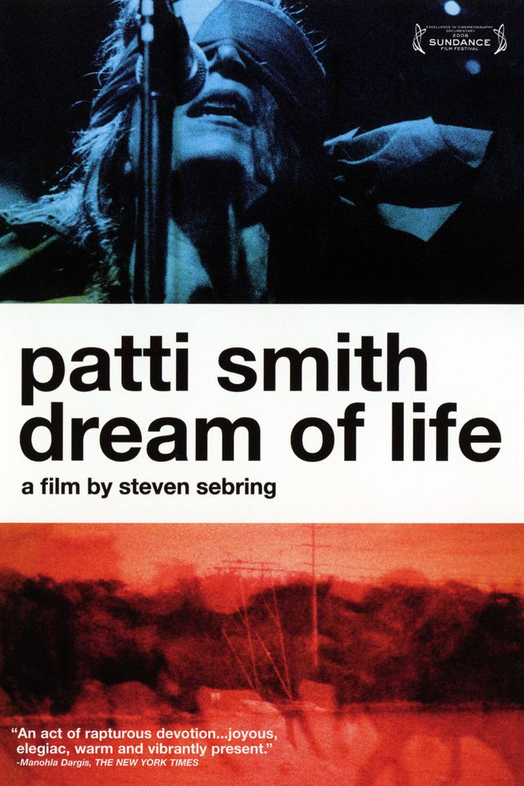 Patti Smith: Dream of Life wwwgstaticcomtvthumbdvdboxart181945p181945