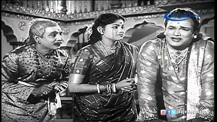 Pattinathar (1962 film) Pattinathar Full Movie Part 6 YouTube