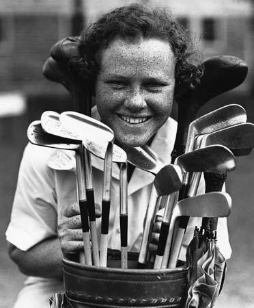 Patty Berg Patty Berg American golfer Britannicacom