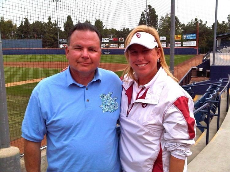 Patty Gasso Interview with head softball coach Patty Gasso West