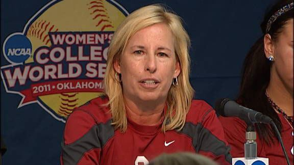 Patty Gasso Patty Gasso named Big 12 Coach of the Year