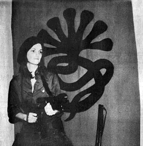 Patty Hearst Symbionese Liberation Army FoundSF