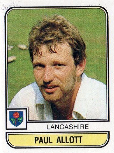 Paul Allott (Cricketer)