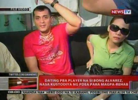 Paul Alvarez Bong Alvarez Under Custody of PDEA to Undergo Rehabilitation