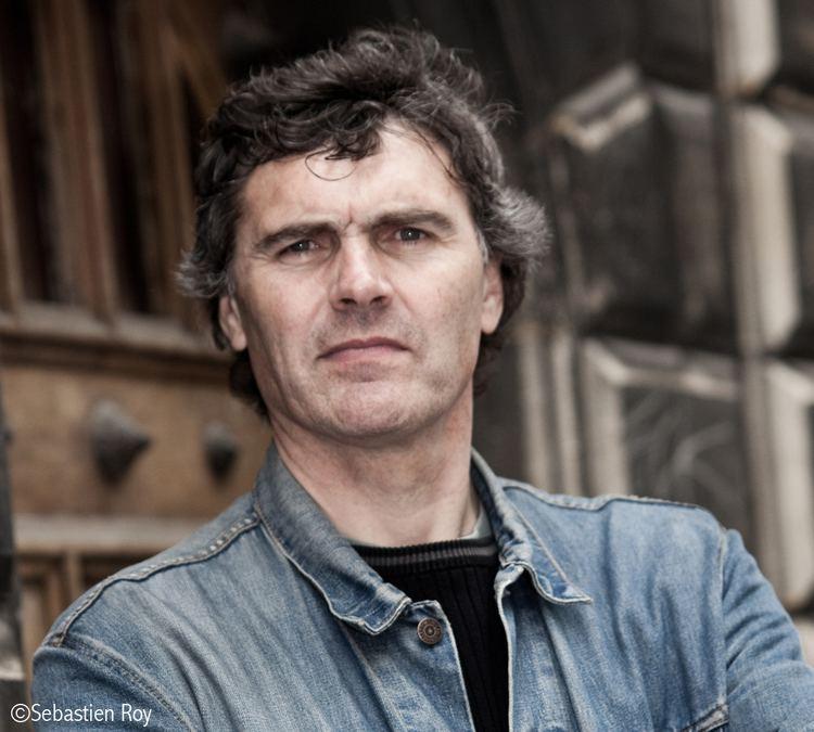 Paul Ardenne Portrait de Paul Ardenne