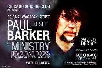 Paul Barker Ministry Paul Barker at Neo Chicago
