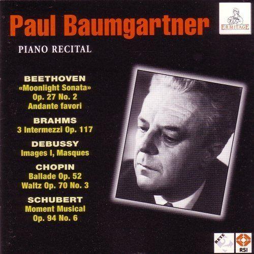 Paul Baumgartner Ceol na Sidhe Paul Baumgartner live at Lugano 1964