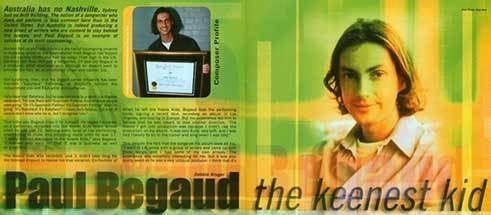 Paul Begaud wwwdebbiekrugercomwriteraprapbegaudjpg