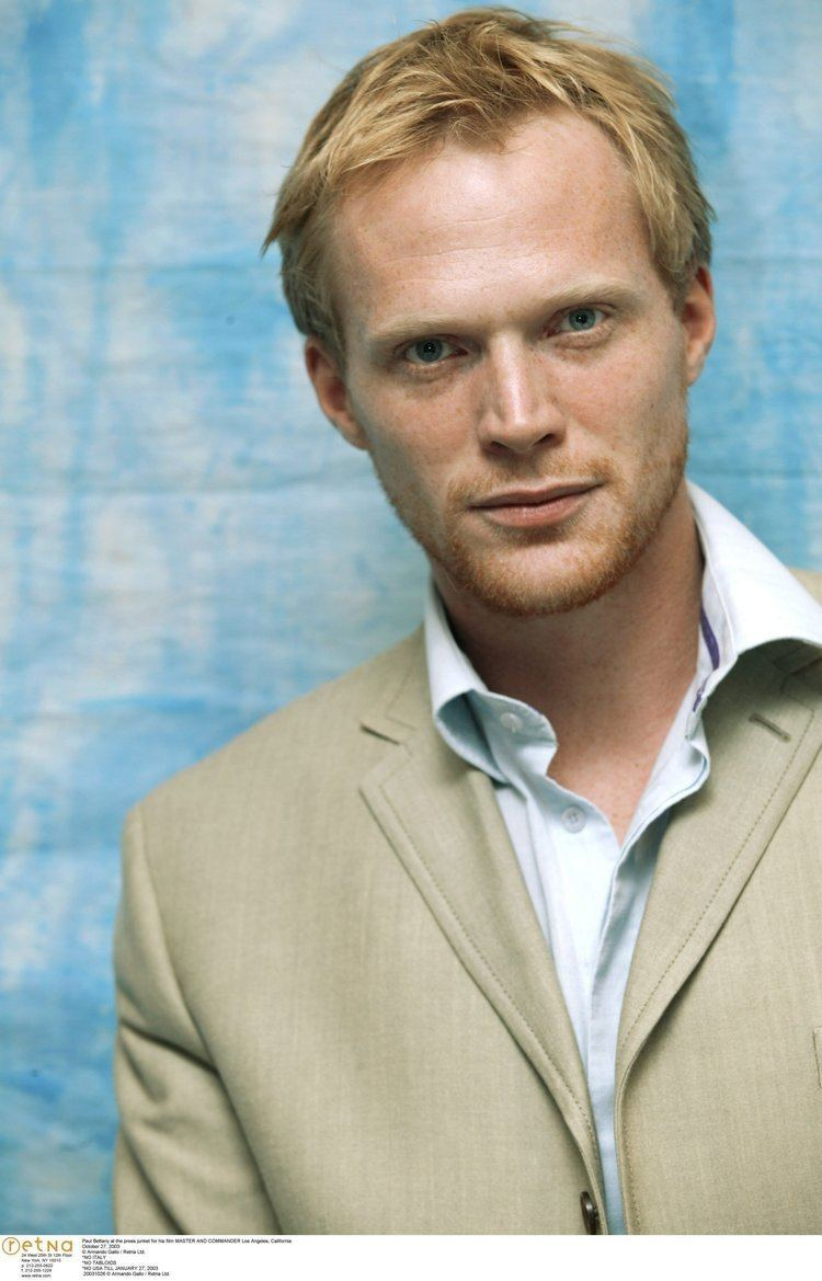 Watch Paul Bettany (born 1971) video