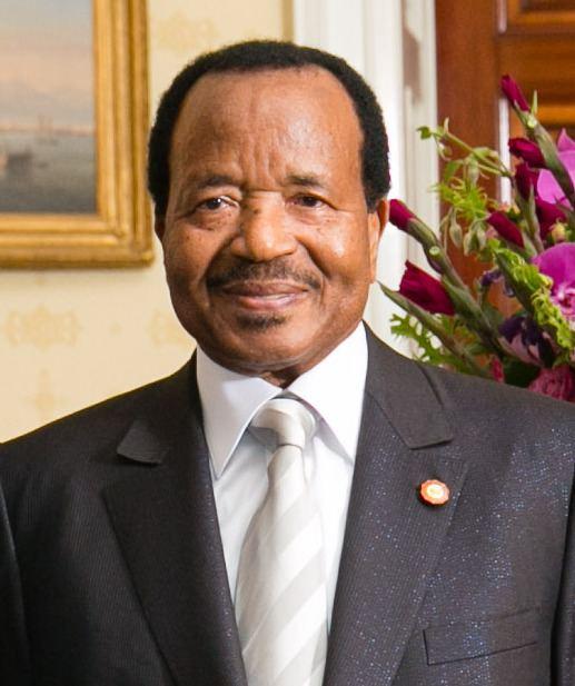 Paul Biya Paul Biya Wikipedia the free encyclopedia