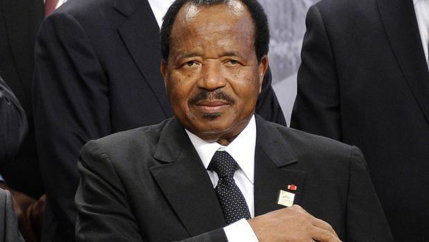 Paul Biya The world39s enduring dictators Paul Biya Cameroon CBS News