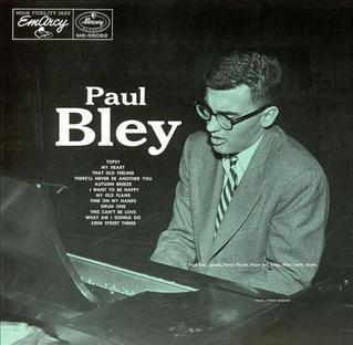 Paul Bley Paul Bley album Wikipedia the free encyclopedia