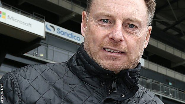 Paul Bodin BBC Sport Port Vale Paul Bodin named assistant to