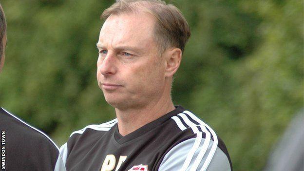 Paul Bodin BBC Sport Paul Bodin Swindon Town youth coach decides