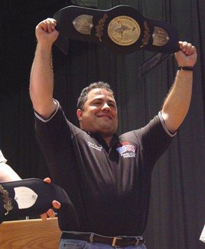 Paul Bossi Interview With 100 RAW Powerlifting President Paul Bossi