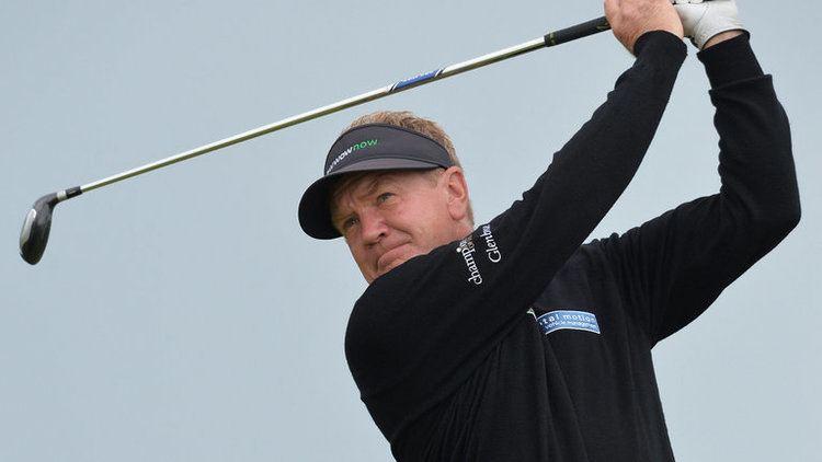 Paul Broadhurst Paul Broadhurst claims twoshot win on Senior Open debut Golf News