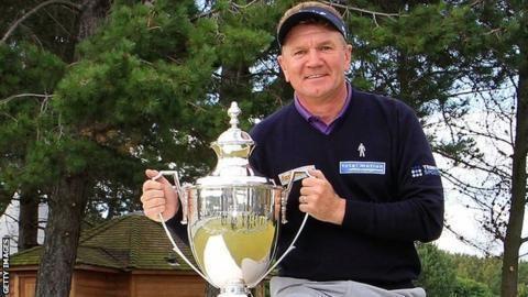 Paul Broadhurst Paul Broadhurst Midlands golfer wins on Senior Tour debut BBC Sport