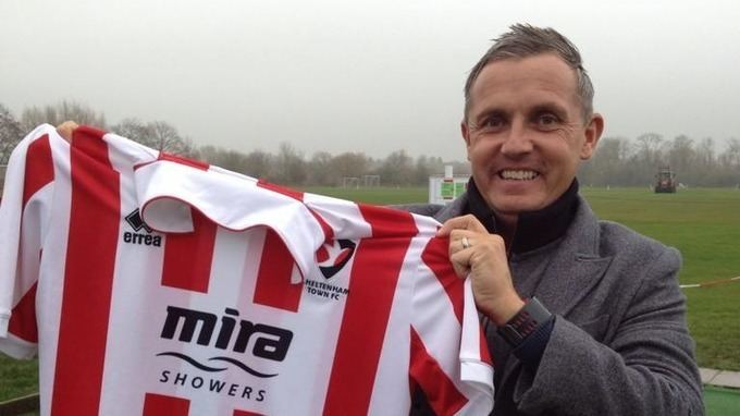 Paul Buckle Paul Buckle named as new Cheltenham Town manager ITV News