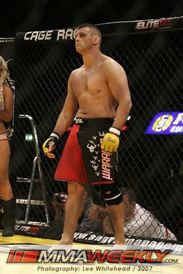 Paul Cahoon Paul Cahoon MMA Fighter Page Tapology