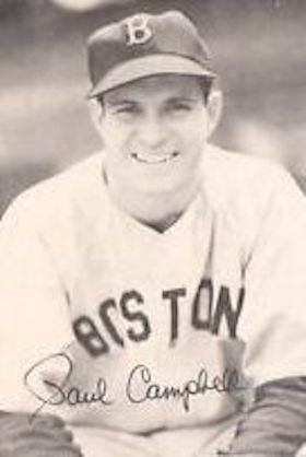 Paul Campbell (baseball) Paul Campbell Society for American Baseball Research