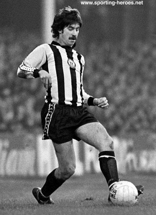 Paul Cannell Paul CANNELL League appearances Newcastle United FC
